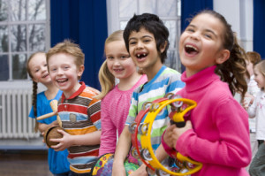 Muziek-les-op-school